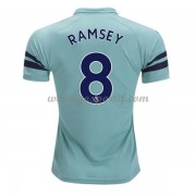 maillot de foot Premier League Arsenal 2018-19 Aaron Ramsey 8 maillot third..