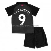 Arsenal maillot de foot enfant 2017-18 Alexandre Lacazette 9 maillot third