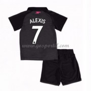 Arsenal maillot de foot enfant 2017-18 Alexis Sanchez 7 maillot third..
