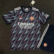 Arsenal maillot de foot enfant 2017-18 maillot third