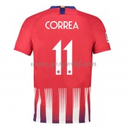 maillot de foot La Liga Atletico Madrid 2018-19 Angel Correa 11 maillot domicile..
