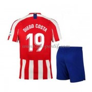 Atletico Madrid maillot de foot enfant 2019-20 Diego Costa 19 maillot domicile..