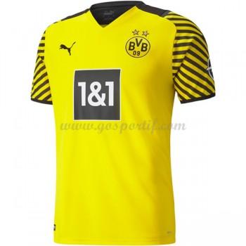 maillot de foot Bundesliga BVB Borussia Dortmund 2017-18 maillot domicile