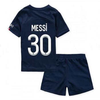 Barcelona maillot de foot enfant 2018-19 Lionel Messi 10 maillot domicile