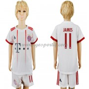 Bayern Munich maillot de foot enfant 2017-18 James Rodriguez 11 maillot third..