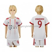 Bayern Munich maillot de foot enfant 2017-18 Robert Lewandowski 9 maillot third..