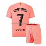 Bayern Munich maillot de foot enfant 2019-20 Philippe Coutinho 10 maillot third..