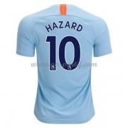 maillot de foot Premier League Chelsea 2018-19 Eden Hazard 10 maillot third