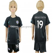 Chelsea maillot de foot enfant 2017-18 Diego Costa 19 maillot third..