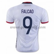 maillot de foot équipe nationale Colombie 2016 Radamel Falcao 9 maillot domicile..