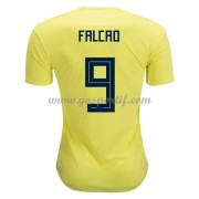 maillot de foot Colombie Coupe du monde 2018 Radamel Falcao 9 maillot domicile..