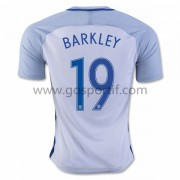 maillot de foot équipe nationale England 2016 Ross Barkley 20 maillot domicile..