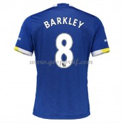 maillot de foot Premier League Everton 2017-18 Barkley 20 maillot domicile..