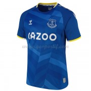 maillot de foot Premier League Everton 2017-18 maillot domicile..