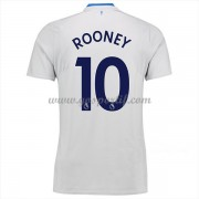 maillot de foot Premier League Everton 2017-18 Wayne Rooney 10 maillot extérieur..