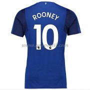 maillot de foot Premier League Everton 2017-18 Wayne Rooney 10 maillot domicile..