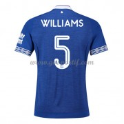 maillot de foot Premier League Everton 2018-19 Ashley Williams 5 maillot domicile..