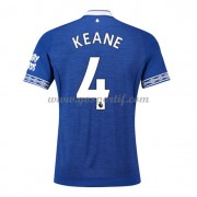 maillot de foot Premier League Everton 2018-19 Michael Keane 4 maillot domicile..