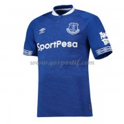 maillot de foot Premier League Everton 2018-19 maillot domicile..