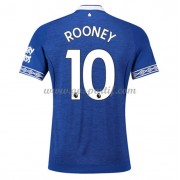 maillot de foot Premier League Everton 2018-19 Wayne Rooney 10 maillot domicile..