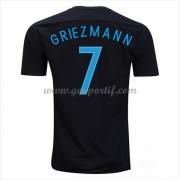 maillot de foot équipe nationale France 2018 Antoine Griezmann 7 maillot third..