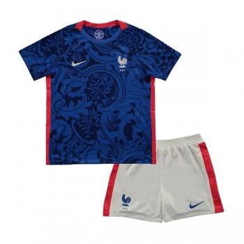 maillot de foot équipe nationale enfant France 2018 maillot domicile