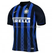 maillot de foot Serie A Inter Milan 2018-19 maillot domicile..