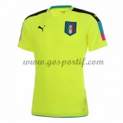 maillot de foot équipe nationale Italie 2016 gardien de but maillot vert..