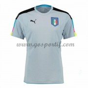 maillot de foot équipe nationale Italie 2016 gardien de but maillot gris..
