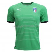 maillot de foot équipe nationale Italie 2018 gardien de but Vert maillot..