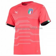 maillot de foot équipe nationale Italie 2018 gardien de but Rouge maillot..