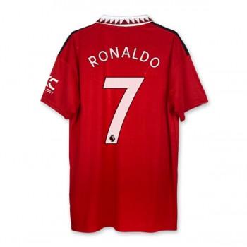 maillot de foot Serie A Juventus 2018-19 Cristiano Ronaldo 7 maillot domicile