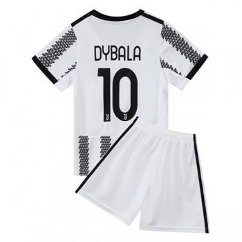 Juventus maillot de foot enfant 2018-19 Paulo Dybala 10 maillot domicile