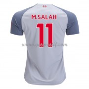 maillot de foot Premier League Liverpool 2018-19 Mohamed Salah 11 maillot third..