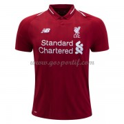 maillot de foot Premier League Liverpool 2018-19 maillot domicile