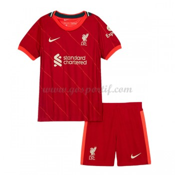 Liverpool maillot de foot enfant 2017-18 maillot domicile