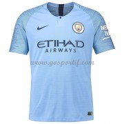 maillot de foot Premier League Manchester City 2018-19 maillot domicile