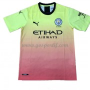 Manchester City maillot de foot enfant 2019-20 maillot third