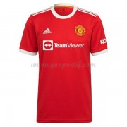 maillot de foot Premier League Manchester United 2017-18 maillot domicile..