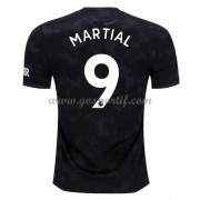 maillot de foot pas cher Manchester United 2019-20 Anthony Martial 9 maillot third