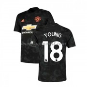 maillot de foot pas cher Manchester United 2019-20 Ashley Young 18 maillot third