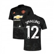 maillot de foot pas cher Manchester United 2019-20 Chris Smalling 12 maillot third