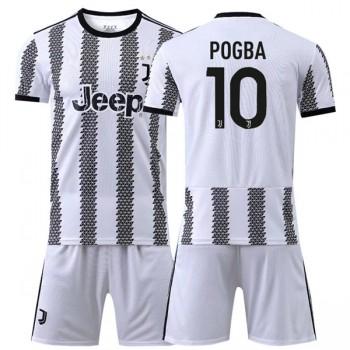 Manchester United maillot de foot enfant 2018-19 Paul Pogba 6 maillot domicile