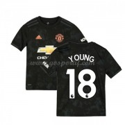 Manchester United maillot de foot enfant 2019-20 Ashley Young 18 maillot third..