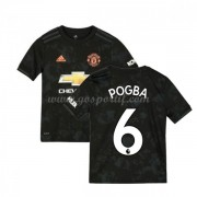 Manchester United maillot de foot enfant 2019-20 Paul Pogba 6 maillot third..