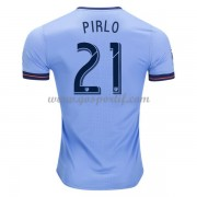 maillot de foot Clubs New York City 2017-18 Andrea Pirlo 21 maillot domicile..