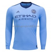 maillot de foot Clubs New York City 2017-18 maillot domicile manche longue..