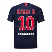 maillot de foot Ligue 1 Paris Saint Germain PSG 2018-19 Neymar Jr 10 maillot domicile