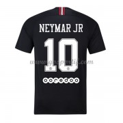 maillot de foot Ligue 1 Paris Saint Germain PSG 2018-19 Neymar Jr 10 maillot third..