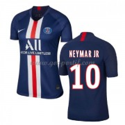 Paris Saint Germain PSG maillot de foot femme 2019-20 Neymar Jr 10 maillot domicile..